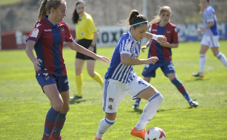 Real Sociedad 2 - Levante 1