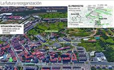 Leioa planea demoler 160 pisos, Sakoneta y un instituto para regenerar el centro