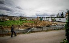 Las excavaciones para construir el parking subterráneo de Ibarbengoa arrancan este mes