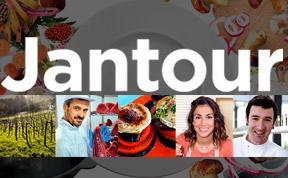 Apúntate a la nueva newsletter de Jantour y recibe las mejores sugerencias gastronómicas