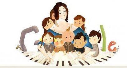 Clara Schumann en Google