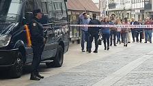Operación antiyihadista en Durango