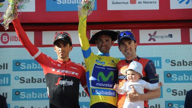 Valverde corrige la historia