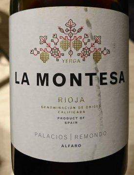 Vino La Montesa