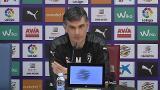 """Mendilibar: """"Contra un equipo como el Barcelona no hay claves"""""""