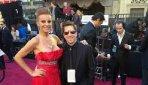 Sonia Monroy en los Oscar