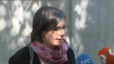 """Mireia Boya a Llarena: """"Espero con resignación una sentencia que ya está escrita"""""""