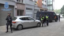 Dos detenidos en una operación anti yihadista en Lorca y Abandiño