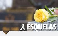 Esquelas de Álava, condolencias y servicios funerarios