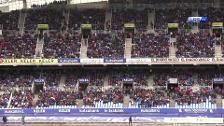 Gonzalo Arconada: «El Athletic es un rival duro, pero cualquiera lo era»