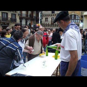 Sagardo Eguna - Día de la Sidra en Lezo