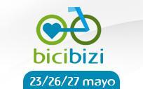 ¡Vive la fiesta de la bicicleta! Te esperamos en la Plaza Okendo de Donosti el 26 y 27 de mayo