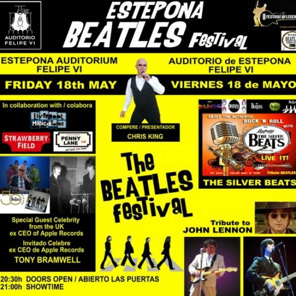 Estepona Beatles Festival... en Estepona