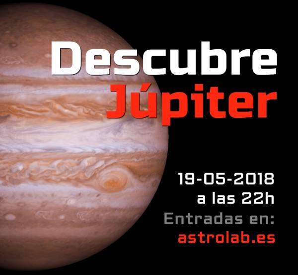 Descubre Júpiter con AstroLab... en Yunquera
