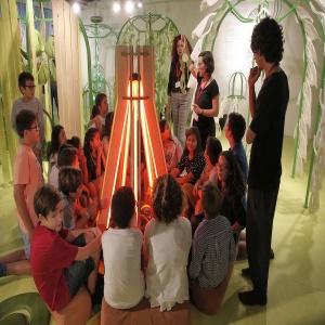El Pompidou estrena exposición dirigida al público infantil en Málaga