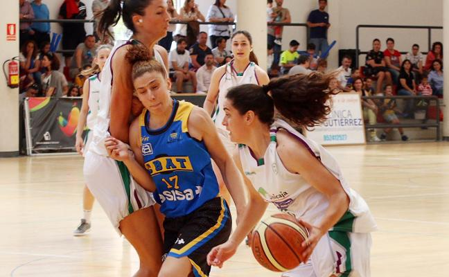 El Unicaja y el Asisa Alhaurín lucharán en Los Guindos por subir a la Liga Femenina 2