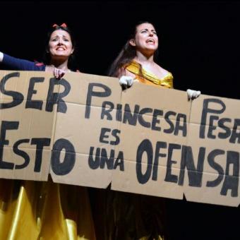 'No me toques el cuento' en el Teatro Echegaray en Málaga