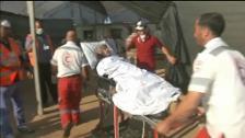 Netanyahu culpa a Hamas de las más de 60 muertes del lunes en la Franja de Gaza