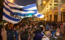 La Federación de Peñas Malaguistas estalla: «¡Al-Thani, basta ya!»