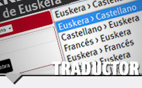 Traductor euskera castellano online gratis