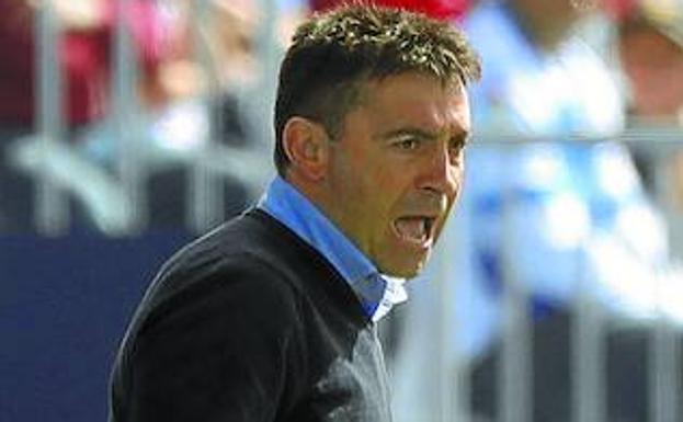 Garitano cerrará el sábado una brillante etapa en el Leganés. / EFE