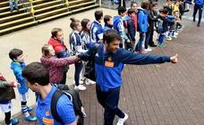 Real Sociedad-Leganés, en imágenes