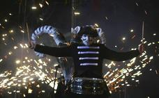 Orduña encara la recta final de unas fiestas que terminarán con fuego