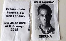 54.000 azucarillos homenajean a Fandiño en los bares de Orduña