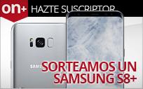 Consigue un Samsung Galaxy S8+