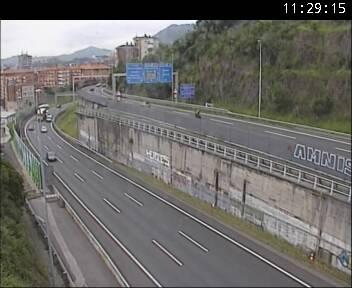 Accesos a Bilbao