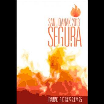 Programa Fiestas de San Juan 2018 en Segura