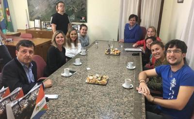 The first ever Semana Vasca in Venado Tuerto