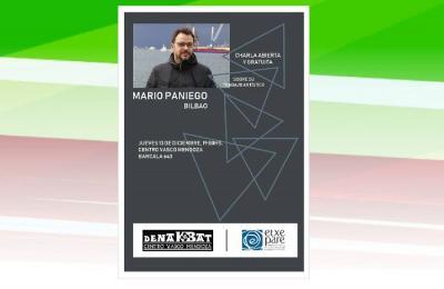 Mario Paniego in Mendoza