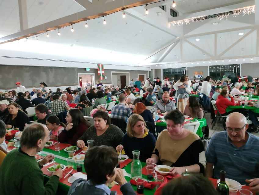 Utah Basque Dinner and Dance annual event