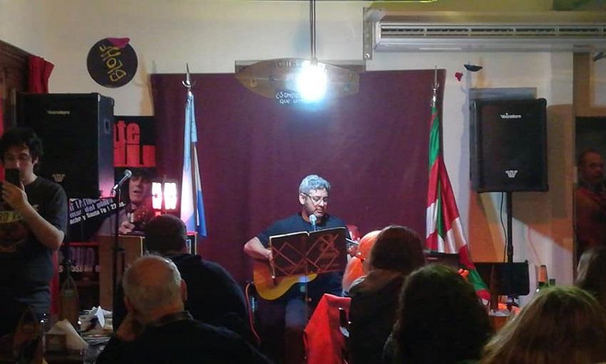 Basque talent night