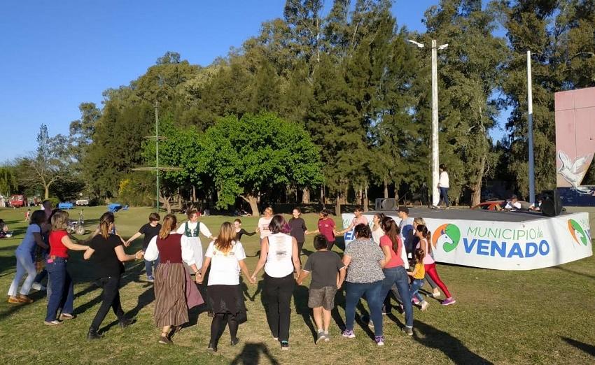 Danzas de Plaza