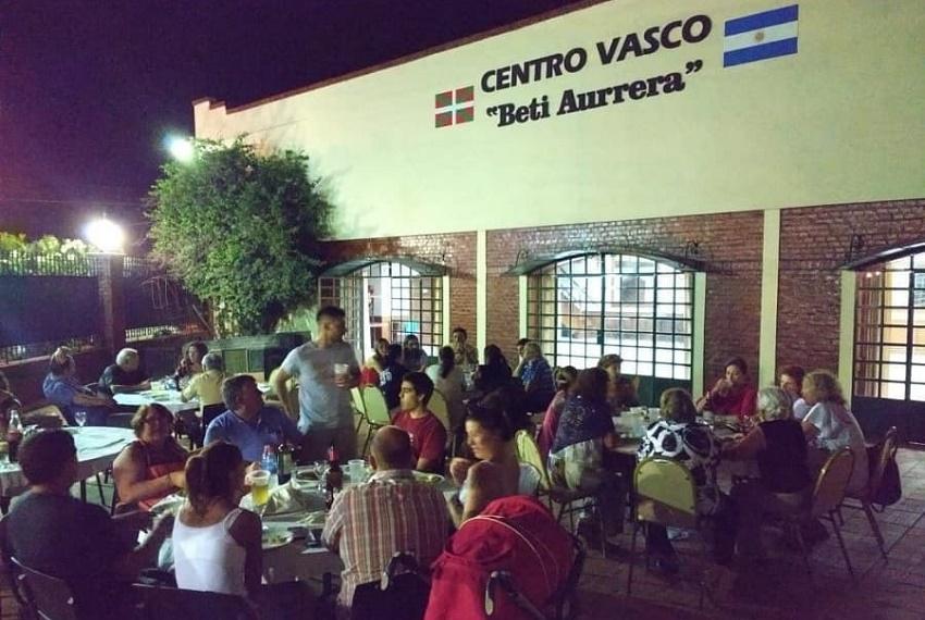 Actividad organizada por el grupo de cocina del Centro