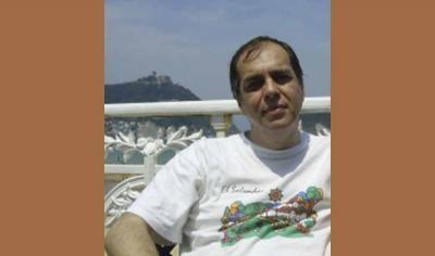 Alan King, Euskal Herria eta El Salvador beti bihotzean. GB
