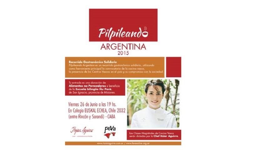 'Pilpileando Argentina'