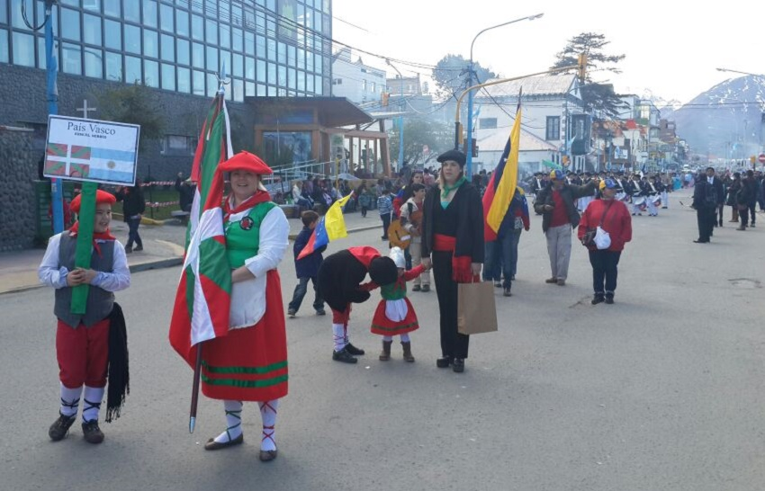Tierra del Fuego-ko euskal kolektibitatea
