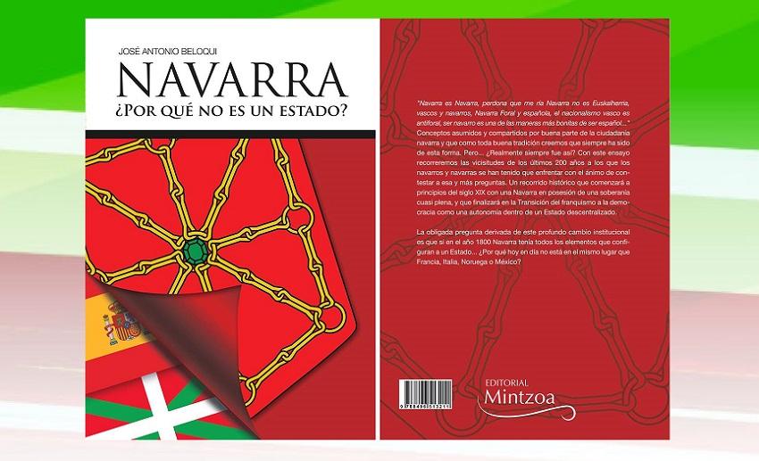 'Navarra ¿Por qué no es un estado?' liburua