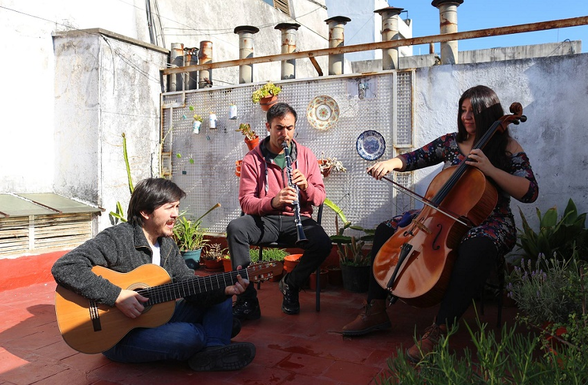 Indarra Trio