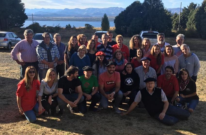 Taller para la reflexión organizado por FEVA, en Bariloche