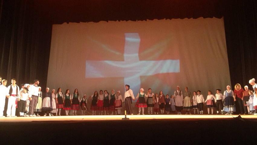 'Irauten' dantzaldian, Beti Aurrera-ko dantzari guztiak