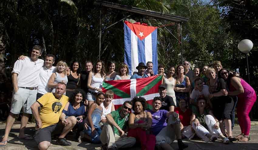 Kuba Aberri Eguna 2015