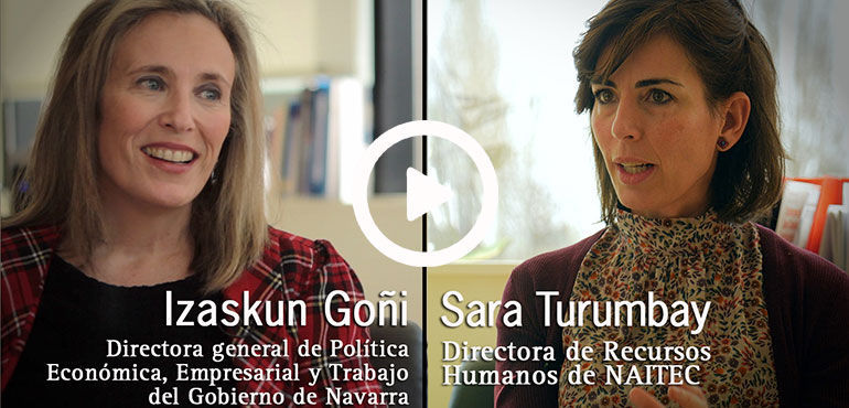 Solasaldiak: Izaskun Goñi / Sara Turumbay
