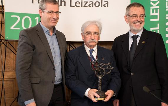 Premio Manuel Lekuona