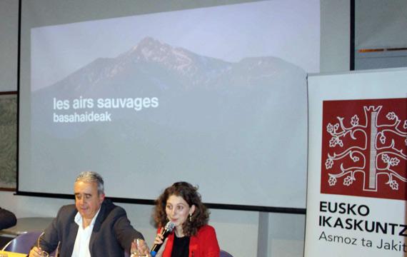 Eusko Ikaskuntza - Ville de Bayonne Bideo Dokumentalak sortzeko Saria