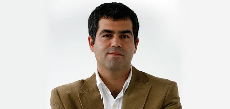 Gorka Moreno Márquez / EHUko irakaslea