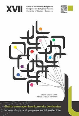 XVII Congreso de Estudios Vascos: Innovación para el progreso social sostenible